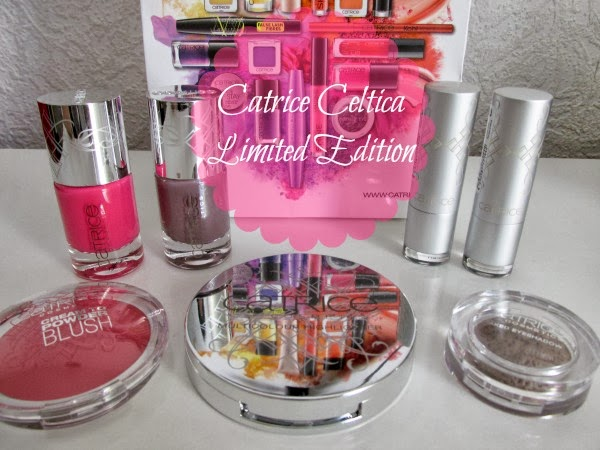 Catrice Celtica Limited Edition - Reviews, Photos, Swatches