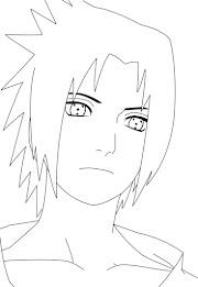 Ide 30+ Gambar Sketsa Sasuke