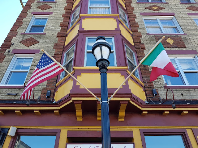 Federal hill-Quartiere italiano-Providence