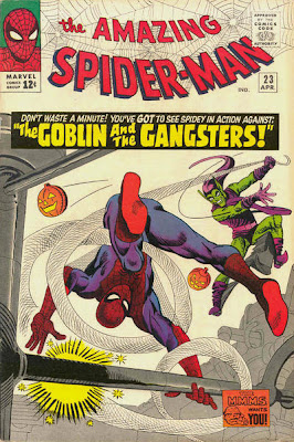 Amazing Spider-Man #23, the Green Goblin, Steve Ditko