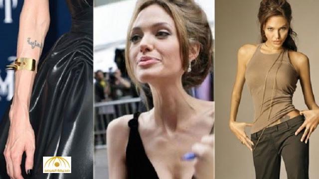 بالصور: ما هو مرض انجلينا جولي الخطير الذي أوصلها لوزن 35 كيلو فقط
