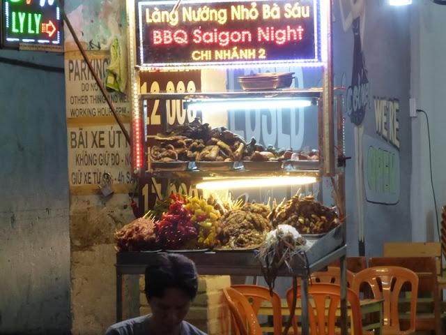 Calles de Saigón
