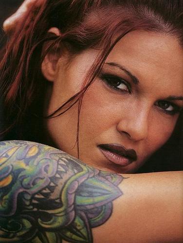 Latest Lita Wwe 2011 Images  Wwe Hot Divas Images-1592