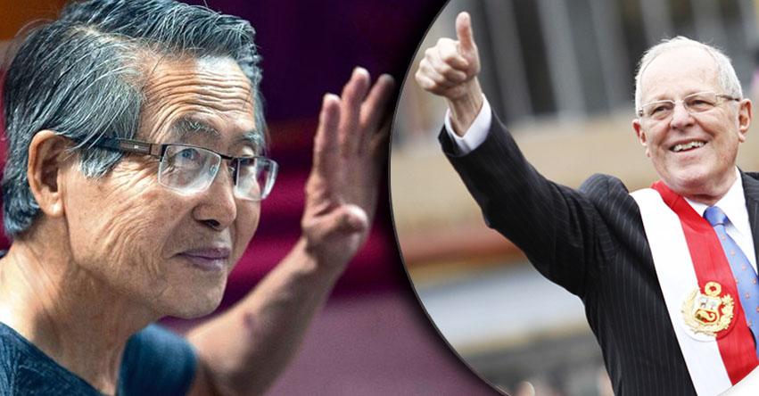 ÚLTIMO MINUTO: PPK indultó a Fujimori