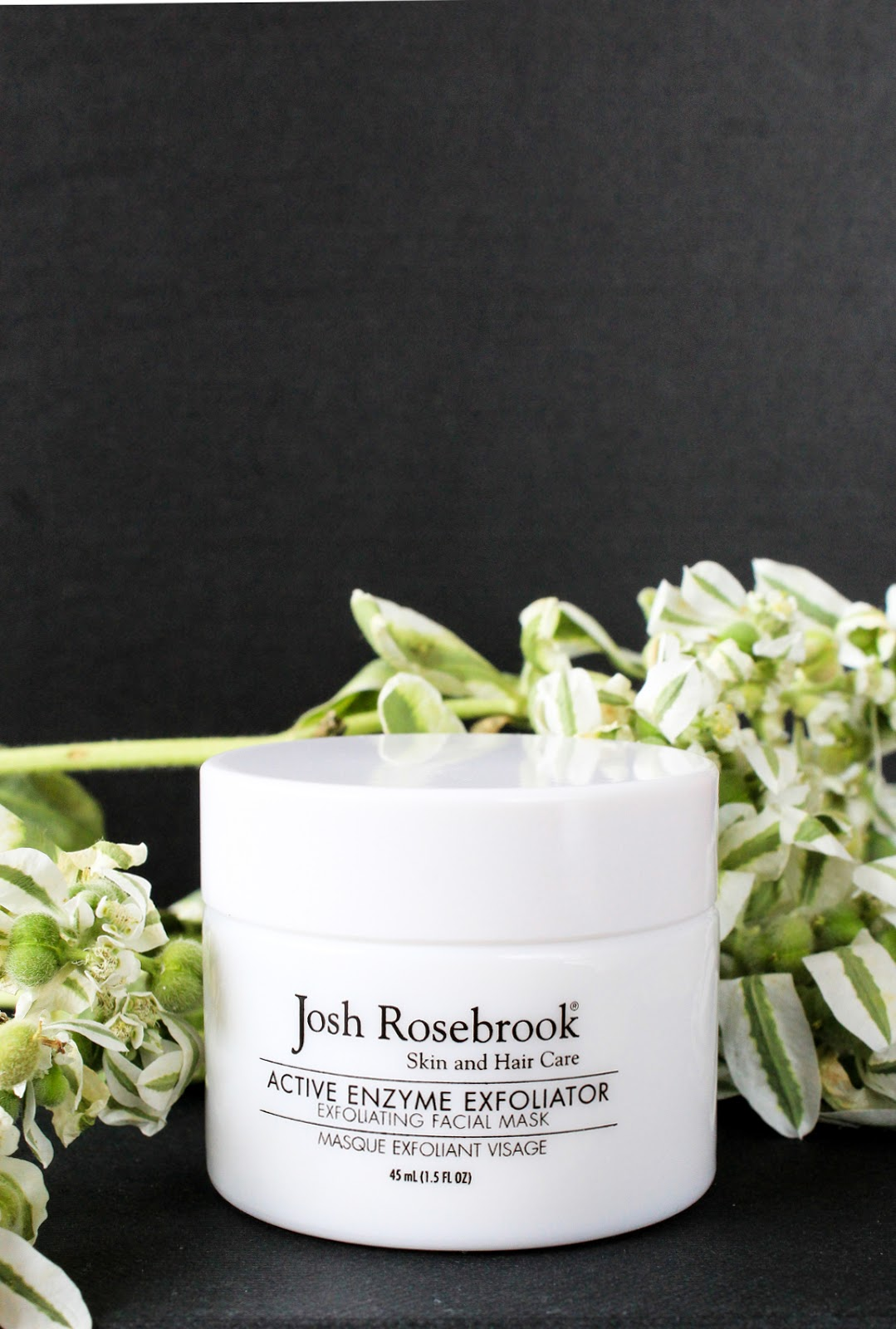 Beauty Heroes September 2018 Beauty Discovery Box Josh Rosebrook Active Enzyme Exfoliator