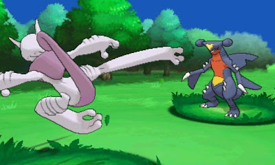 Mega Evolution Mewtwo Y Stronger than X Ultra Rare