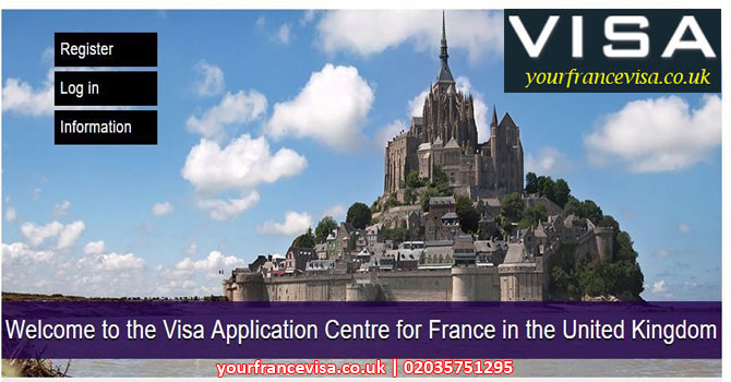 How To Fill Up The France Visa Application Form
