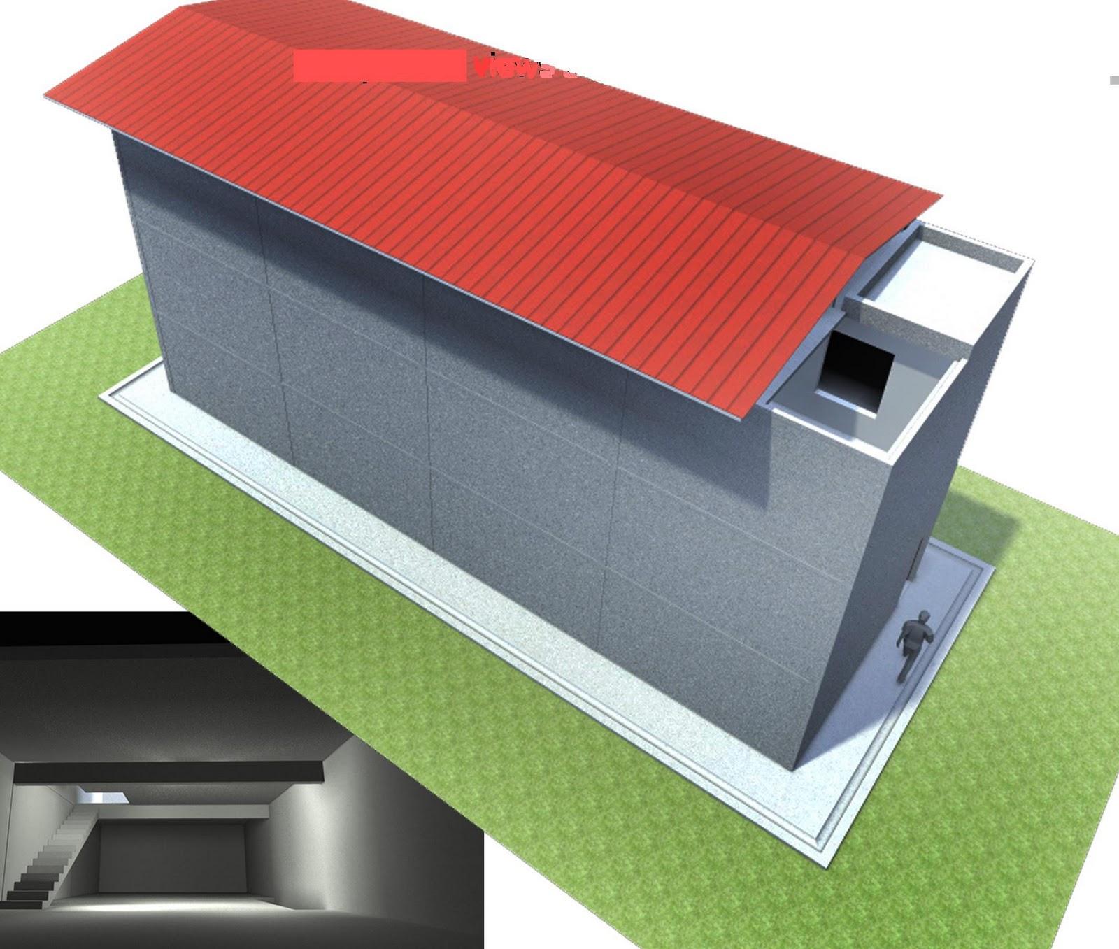 45 Gambar Desain Rumah Walet Lubang Naga HD Paling Keren
