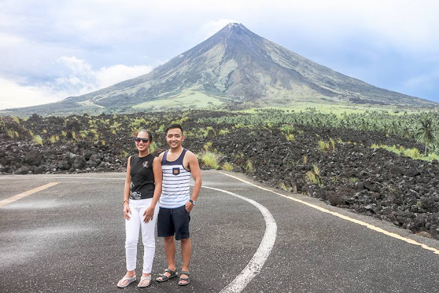DIY travel guide mount mayon ALBAY