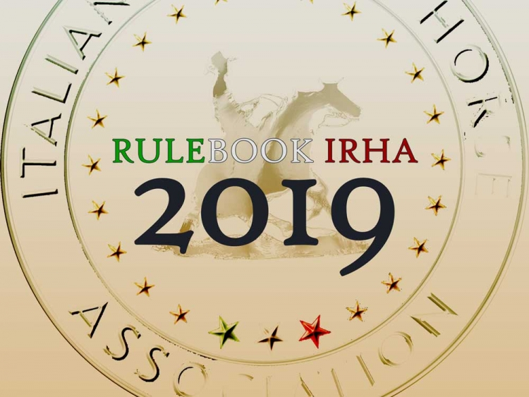 IRHA - RULE BOOK 2019