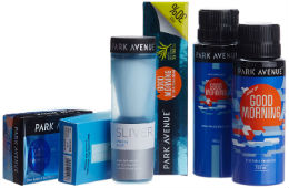 Park Avenue Grooming Kit + Free Travel Pouch For Rs 399 (Mrp 499) at Amazon