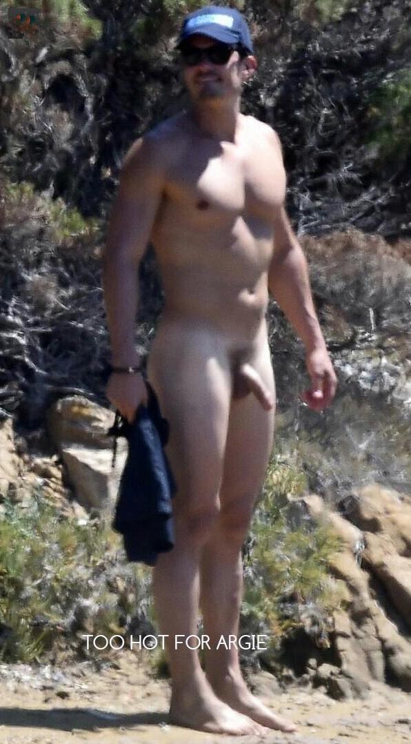 Orlando Bloom Desnudo Junto A Katy Perry - Fotos Sin -7593