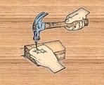 تجميع وتثبيت الخشب بالمسامير المعدنية PDF-اتعلم دليفرى
