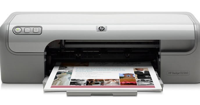 Hp deskjet d2360 printer driver download.