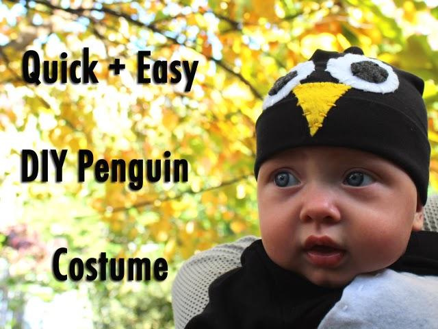 Nest Diy Penguin Costume