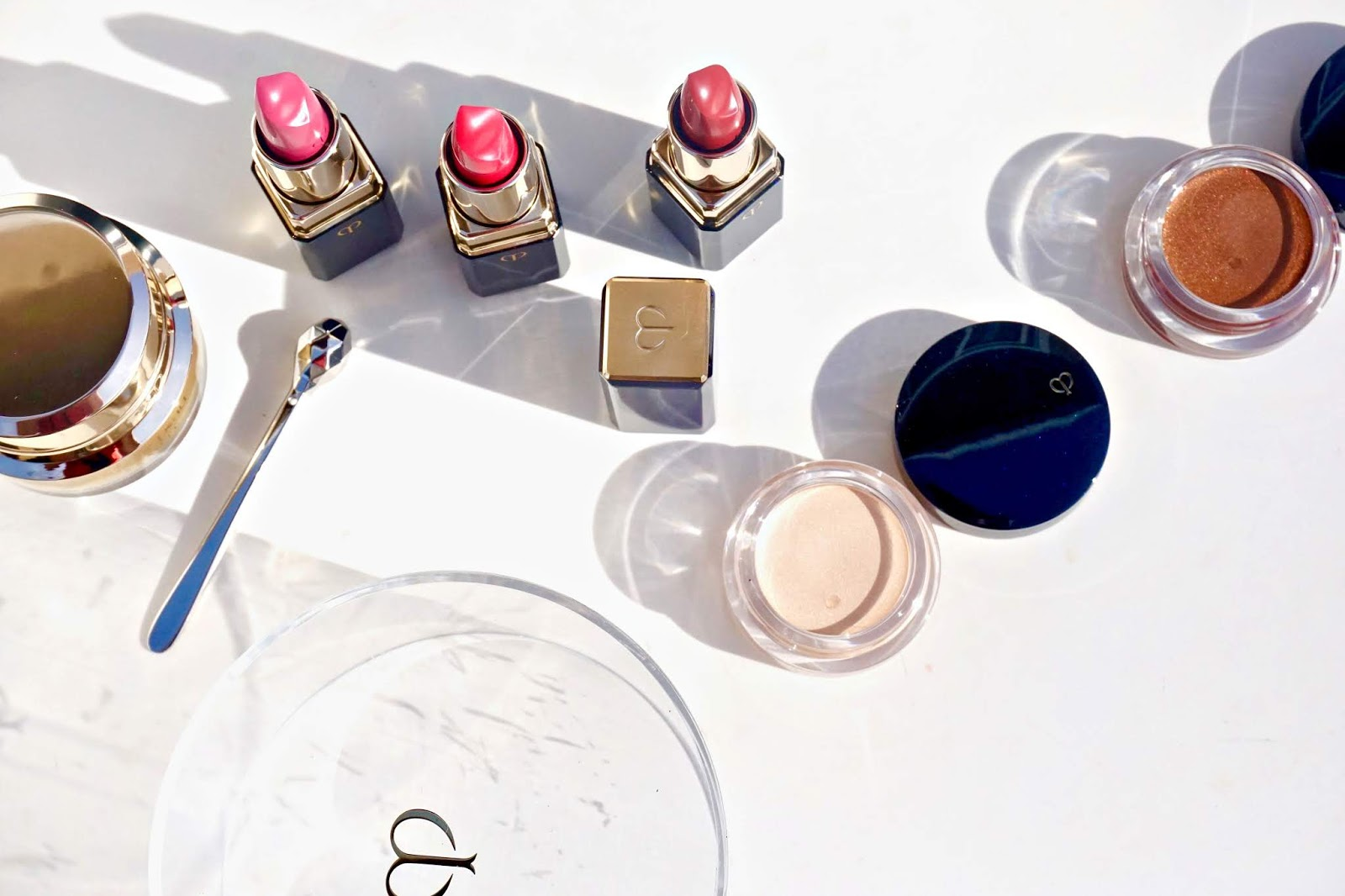 cle de peau spring summer 2019 collection swatches