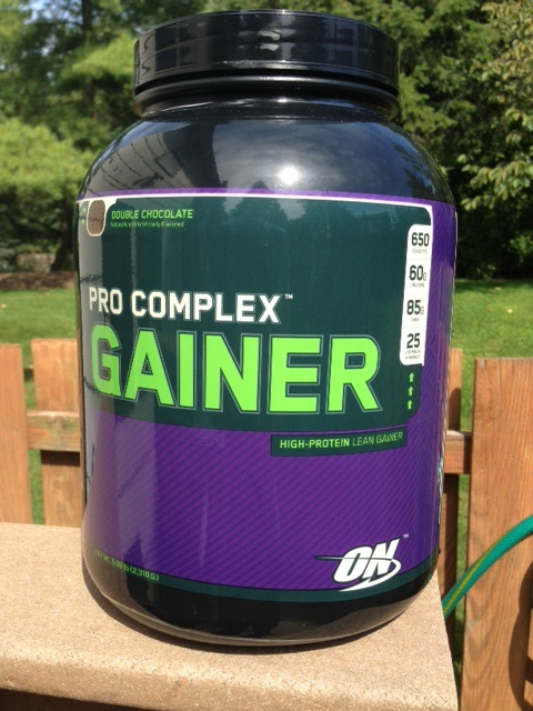 Optimum Nutrition Pro Complex Weight Gainer Protein Review