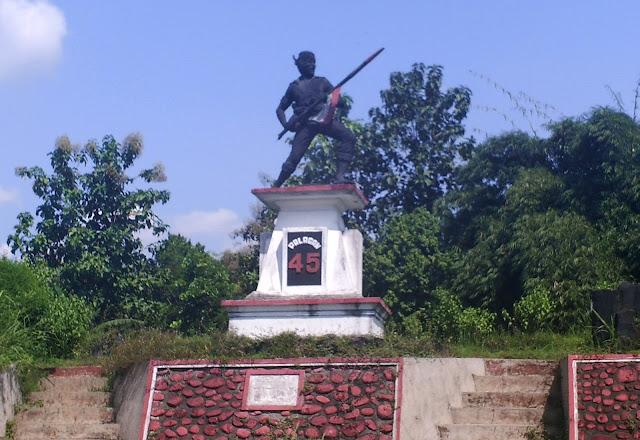 5 Monumen Perjuangan Di Kabupaten Jember Yang Terlupakan