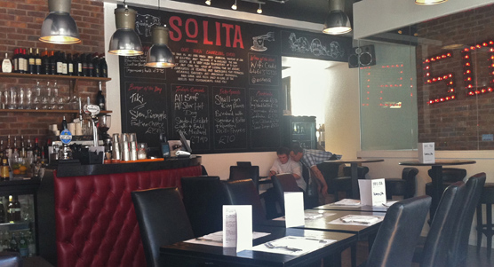 Solita - Northern Quarter, Manchester