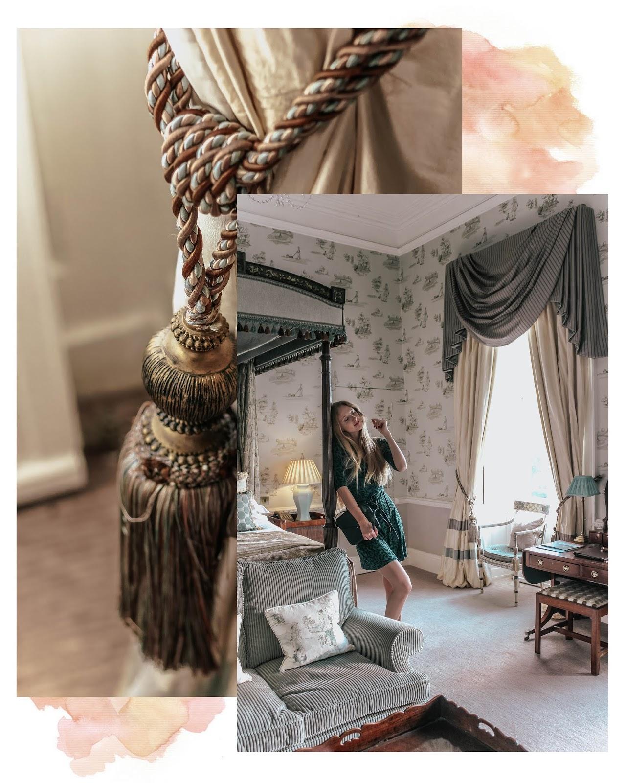 Ston Waston Park Hotel Fashion Blog Photoshoot