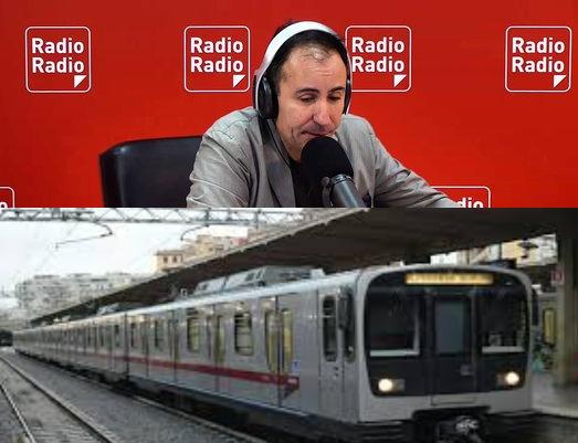 Trenino in Radio Radio...