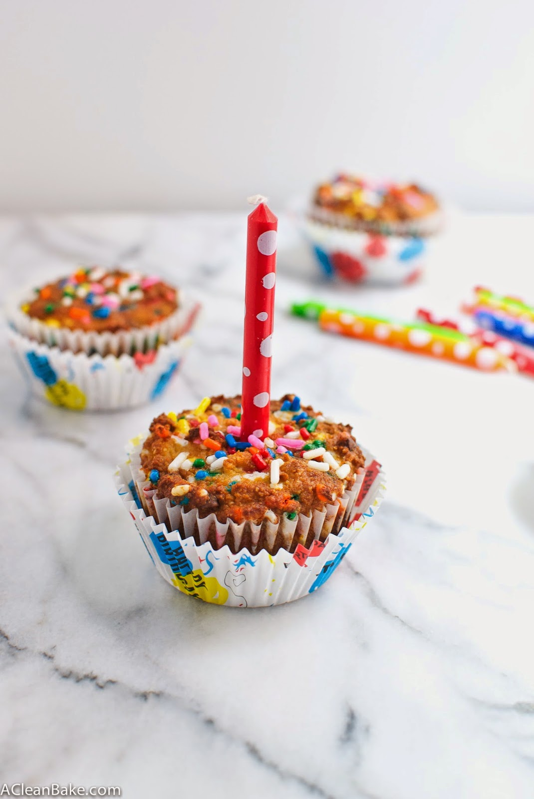 Fine Grain Free Birthday Cake Muffins Confessions Of A Confectionista Funny Birthday Cards Online Eattedamsfinfo
