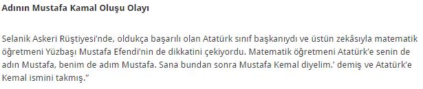 3. Sınıf Sevgi Yayınları Hayat Bilgisi Çalışma Kitabı 91. Sayfa Cevapları Atatürk'ün Hayatı Metni