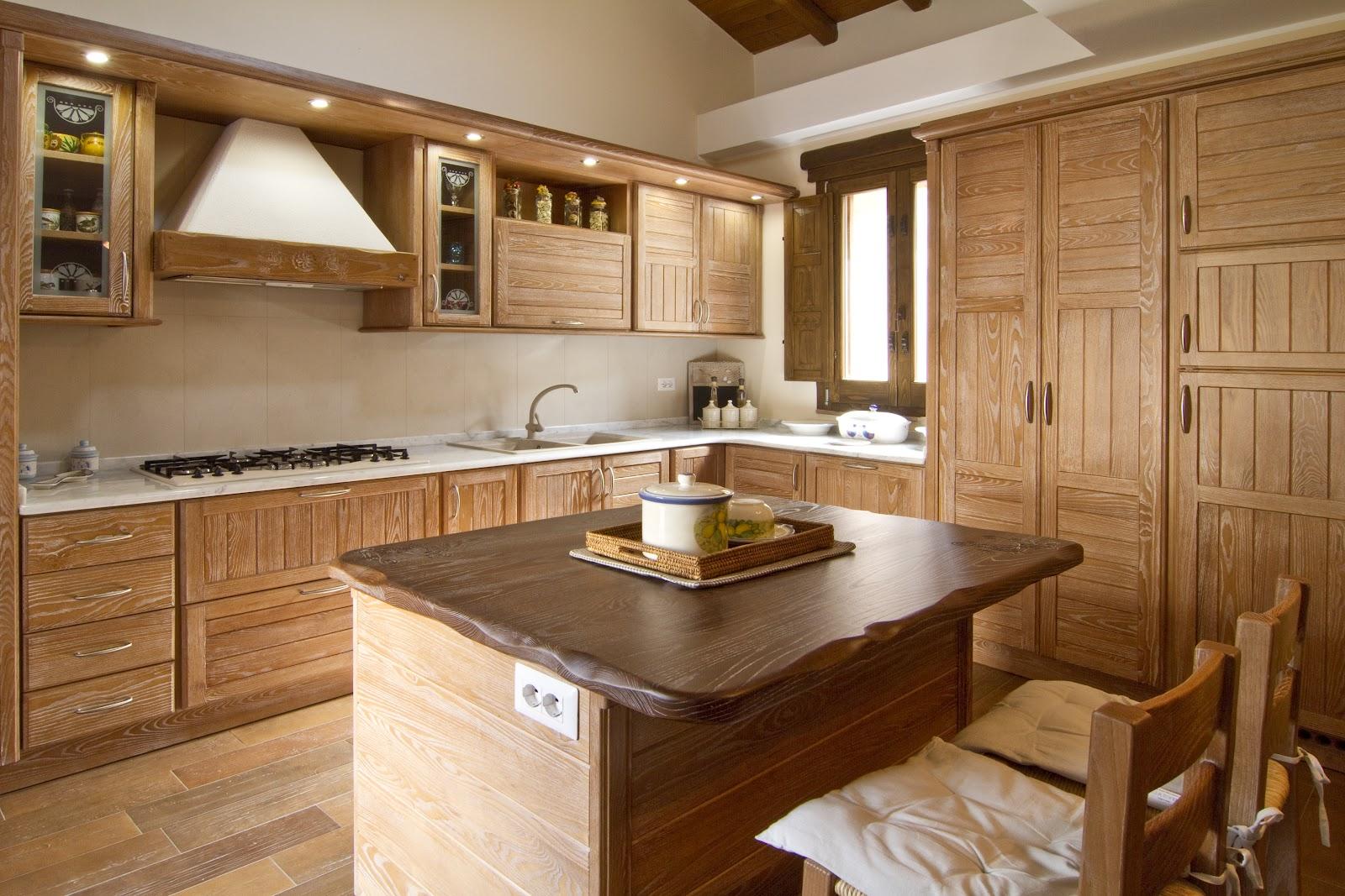 Cucina Legno Naturale Ikea   Cucine Moderne Legno Naturale Top ...