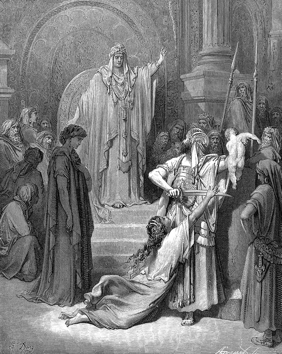 Judgement and Wisdom of King Solomon