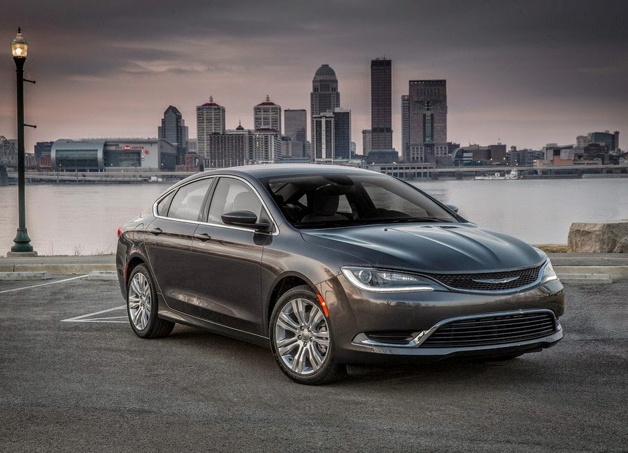 Chrysler 200 Car Hd Wallpapers