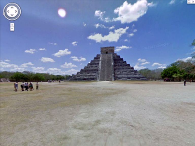 Google Street View offers new imagery of Brazil and Mexican sites