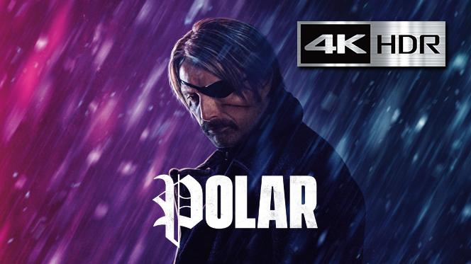 Polar (2019) WebRip 4K UHD [HDR] Latino-Ingles