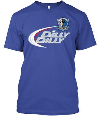 Dallas Mavericks Dilly Dilly T Shirt