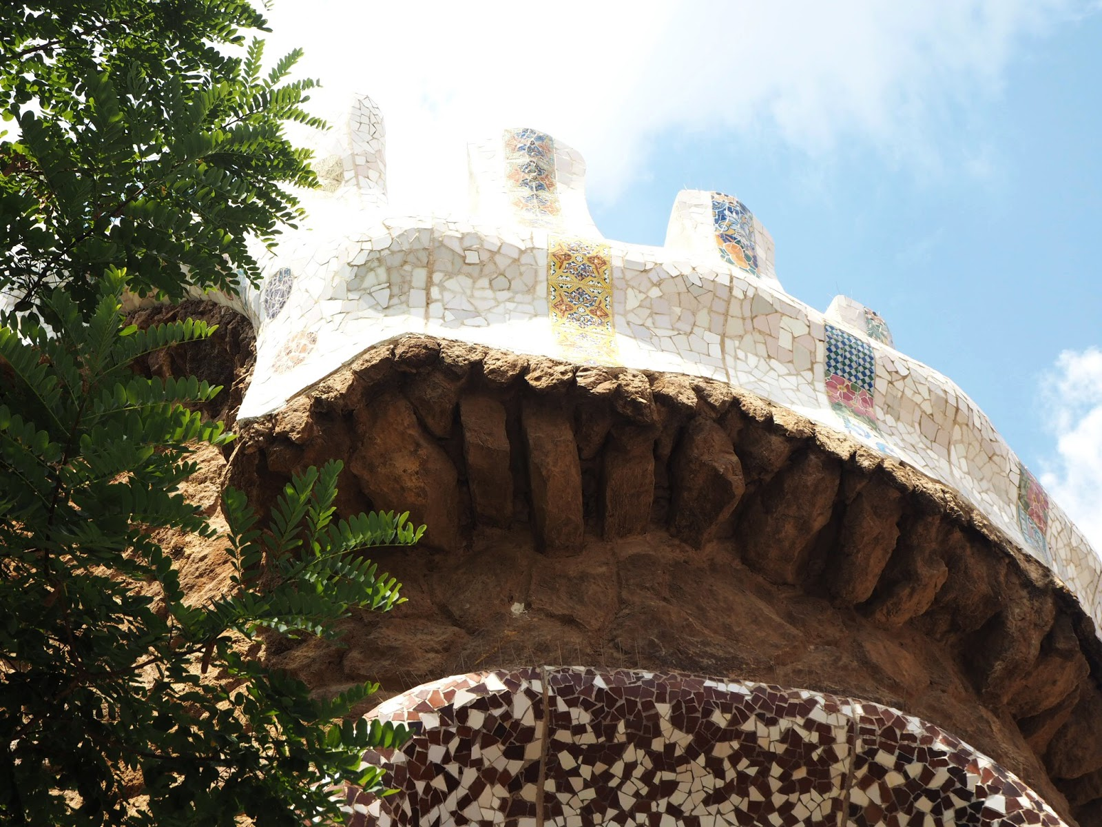 Travel: Two (Jam Packed) Days in Barcelona | Hollie in Wanderlust | Travel Blogger | Park Guell