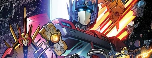 Transformers 4 Unicron Weird Science DC Comic...