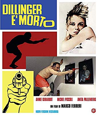 Dillinger è Morto Home Video