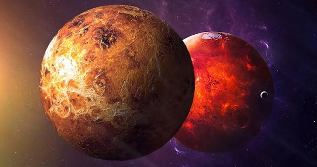 Никаких ретроградов в вашей личной жизни в 2019 году, благодаря Венере и Марсу!
