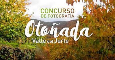 """Concurso de fotografía """"Otoñada Valle del Jerte"""""""