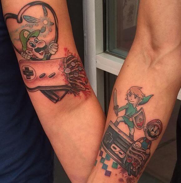 Zelda Tattoos