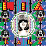 M.I.A. - Paper Planes - Single Cover