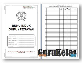Download Format Buku Induk Guru