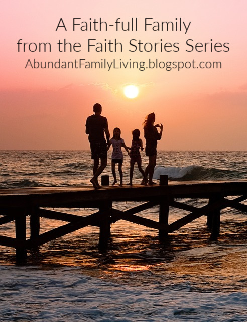 A Faith-Full Family (Faith Stories Series)
