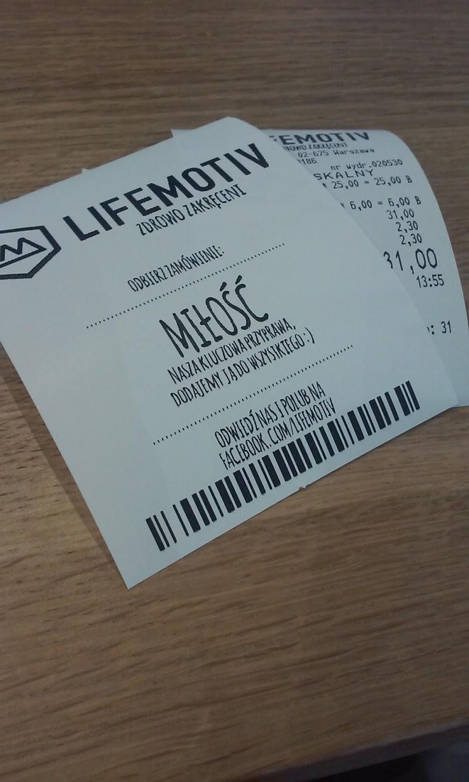 Zdrowe Jedzenie Na Miescie Lifemotiv Galeria Mokotow Warszawa