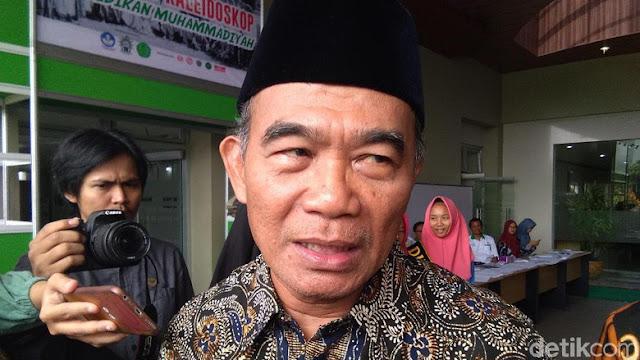 Prabowo Bakal Naikkan Gaji Guru Jadi Rp 20 Juta, Ini Kata Mendikbud