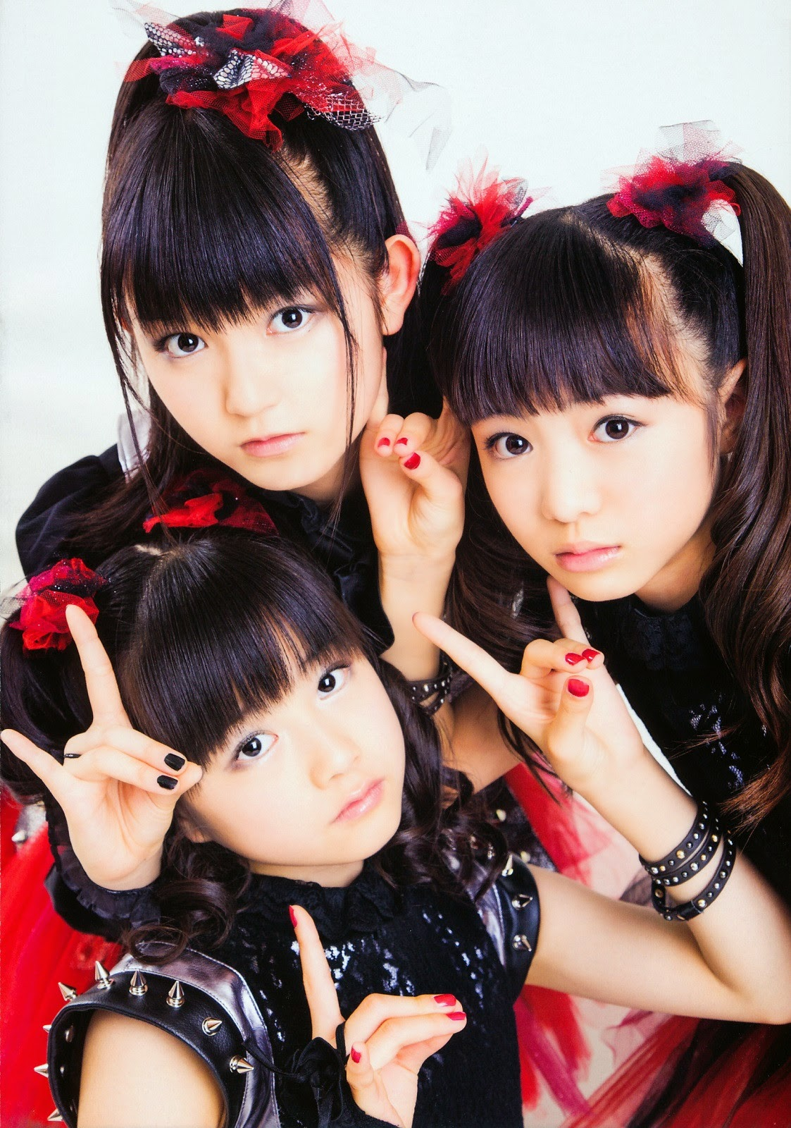 BABYMETAL FAN: Su-metal, Yuimetal and Moametal Clubdam ...
