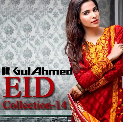 5c1ba0d02b This is Gul Ahmed Royal Festive Collection 2014 for Eid. The collection  composed of trendy prints and gorgeous embroidered dresses ...