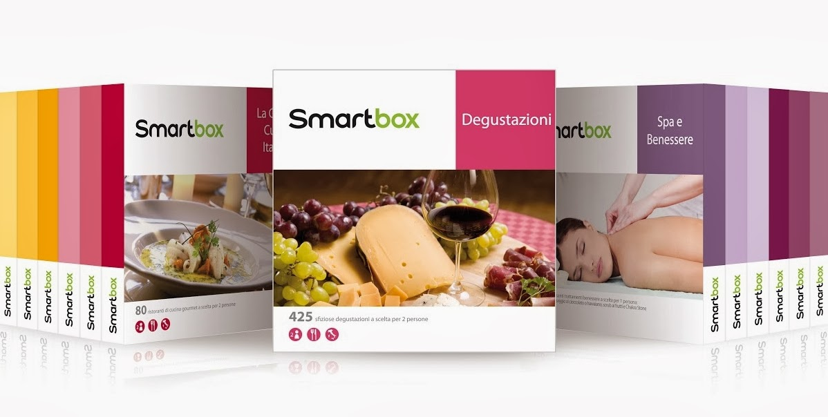 Cofanetti regalo Smartbox e Movebox: dove comprarli e come ...