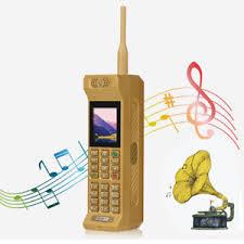 Spesifikasi Hape Unik Brick Phone C6