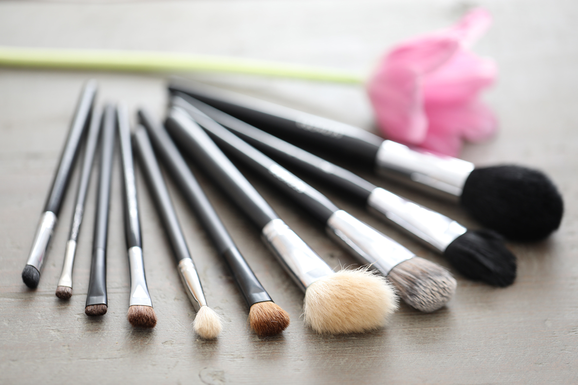 10 Makeup Brushes Everyone Needs - From Head To Toe