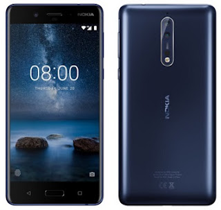 Nokia 8 Launched With Dual Zeiss 'Bothie' Camera